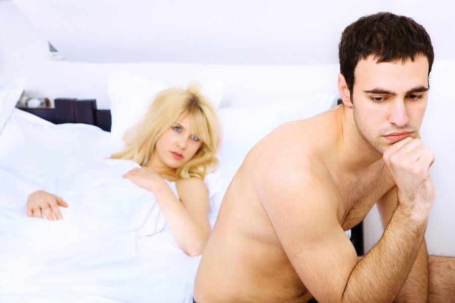 female vs male sexual dysfunction